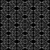 Seamless pattern in islamic style Stock Image