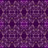 Seamless pattern in islamic style Royalty Free Stock Photos