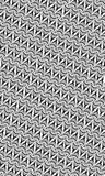 Seamless pattern isolate on white Royalty Free Stock Images