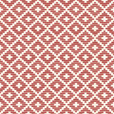 Seamless pattern. Japanese Kogin embroidery. Royalty Free Stock Images