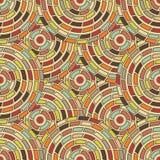 Seamless pattern  kaleidoscopes Stock Photo