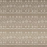 Seamless pattern with lacy design Royalty Free Stock Images