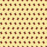 Seamless pattern ladybug. Seamless pattern for kids, ladybug royalty free illustration