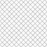 Large grid of dark lines. Seamless pattern. Large diagonal cells of hand-drawn Royalty Free Stock Images