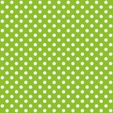 A seamless pattern is a large white dot on a lime green background. EPS Vector file. Suitable for filling any form vector illustration