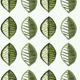 A seamless pattern with leaf Stock Photo