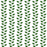 Seamless pattern with leaf,  illustration. Seamless pattern with leaf, illustration Royalty Free Stock Photos