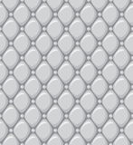 Seamless Pattern of a Leather Upholstery Royalty Free Stock Images