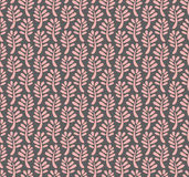 Seamless pattern with leaves Royalty Free Stock Photos
