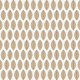 A seamless pattern with leaves. Illustration of a seamless pattern with leaves Stock Photos