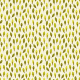 Seamless pattern of leaves Stock Images