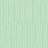 Seamless pattern with leaves Stock Image