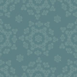 Seamless pattern with light ornaments Stock Photo