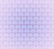 Seamless Pattern Light Purple Drawings Royalty Free Stock Images