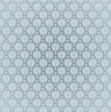 Seamless pattern light silver rain drops Royalty Free Stock Photos