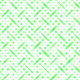 Seamless pattern, like metal, diagonal rows, blurred green balls ovals. Seamless pattern, looks like metal, of diagonal rows, of blurred balls and ovals Stock Photography