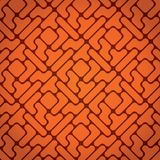Seamless pattern like tetris Royalty Free Stock Photography