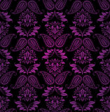 Seamless pattern lilac Royalty Free Stock Image