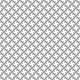 Seamless pattern of lines and crosses. Geometric wallpaper. Stock Photo
