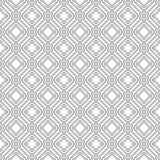 Seamless pattern of lines and squares. Geometric striped wallpap Royalty Free Stock Photo