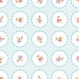Seamless Pattern with little flowers Royalty Free Stock Images