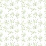 Seamless pattern made of abstract hand drawn elements Stock Image