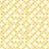 Seamless pattern made of beige rhombuses with white lining. Seamless pattern made of beige to tan & x28;dark yellow to brown& x29; rhombuses with white lining Stock Illustration