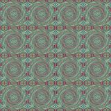 Seamless pattern made from colorful butterfly wing for backgroun Stock Photography