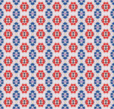 Seamless pattern made from floor tile Stock Photo