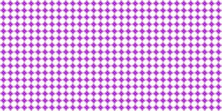 Seamless pattern made up of 3d cubes. Purple, blue and yellow colors. Vector illustration. EPS 8 Stock Photography