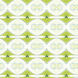 Seamless pattern of magnetic field Royalty Free Stock Photography