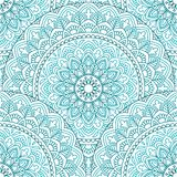 Seamless oriental pattern. Royalty Free Stock Photo