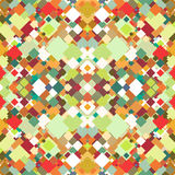 Seamless pattern. Material Design. Colored vector background for cards decoration, textile or wallpaper Stock Image