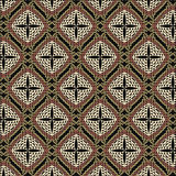 Seamless pattern with mesh Royalty Free Stock Images