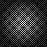 Seamless pattern. Metal grid with round holes Stock Photography