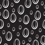 Seamless pattern. Modern stylish texture.Geometric tiles. Vector illustration Stock Photos