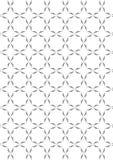 Seamless pattern. Modern stylish texture. Stock Photo