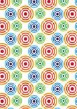Seamless pattern. Modern stylish texture. Stock Image