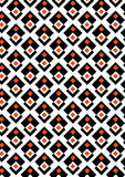 Seamless  pattern. Modern stylish texture. Royalty Free Stock Images