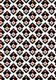 Seamless  pattern. Modern stylish texture. Royalty Free Stock Images