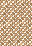 Seamless  pattern. Modern stylish texture. Stock Photography