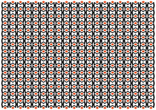 Seamless  pattern. Modern stylish texture. Royalty Free Stock Photography