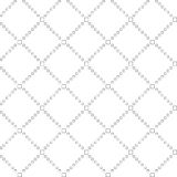 Seamless pattern. Modern stylish texture. Repeating geometric tiles of rhombuses Royalty Free Stock Photo