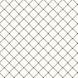 Seamless pattern. Modern stylish texture. Repeating geometric tiles of rhombuses Royalty Free Stock Photos