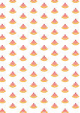 Seamless pattern. Modern stylish texture. Wifi sign. Wi-fi symbol. Wireless Network icon zone. Wi-fi pattern. Vector illustration Royalty Free Stock Photos