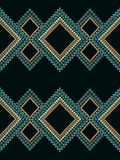 Seamless pattern modern texture abstract background with beads Royalty Free Stock Photo