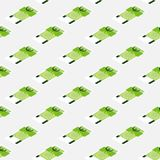Seamless pattern with money isolated on white background. One hundred Euro banknote. Images for your design projects vector illustration