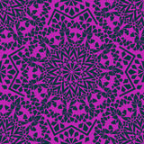 Seamless pattern of Moroccan mosaic Stock Photography
