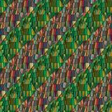 Seamless pattern mosaic. geometric background. Hand drawn navajo fabric. Modern abstract wallpaper. Vector illustration. Seamless pattern. nHand drawn navajo Royalty Free Stock Image