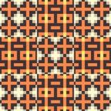 Seamless pattern. Mosaic Stock Photos
